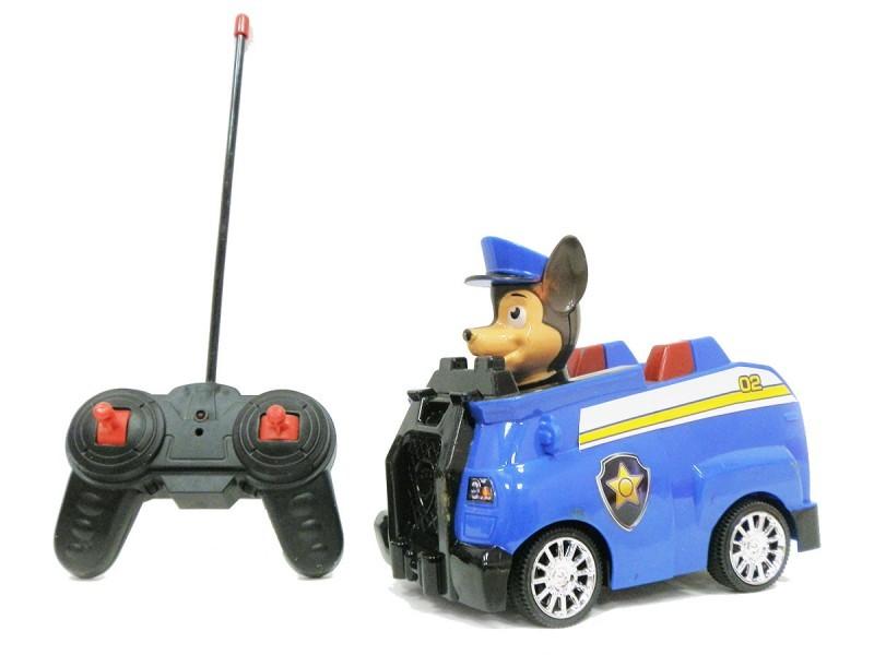 Машина Гонщика на радиоуправлении 14 см (Щенячий патруль)