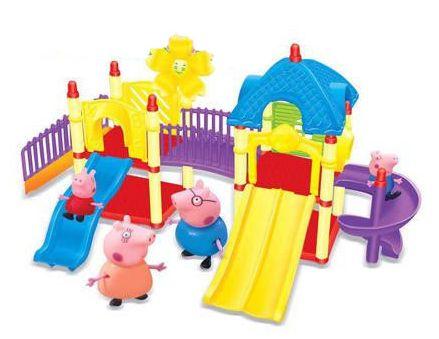 Peppa Pig Игровой набор Дом Пеппы, арт 20835