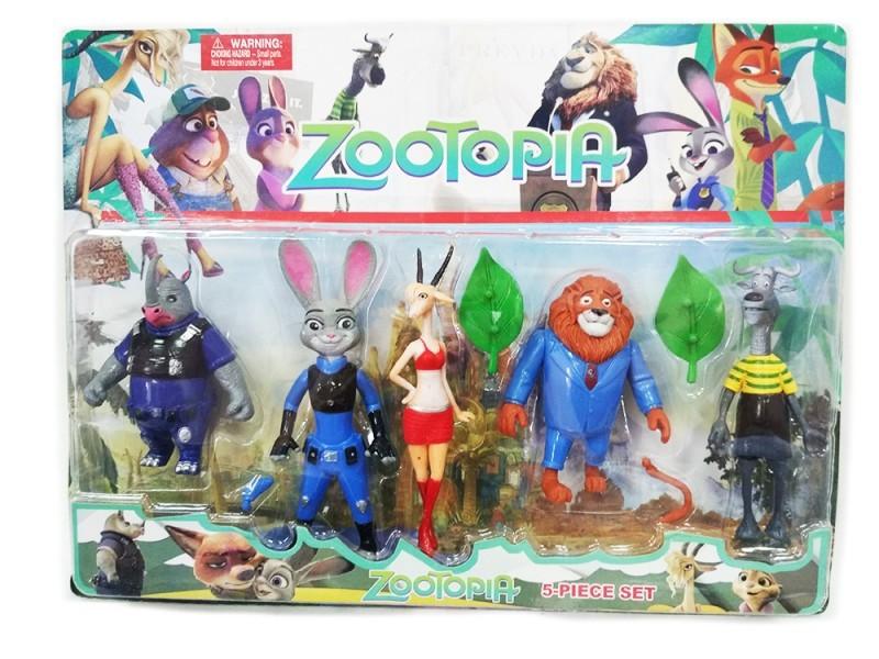 зверополис игрушки картинки