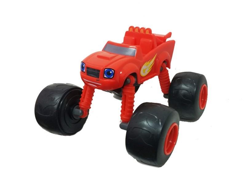 Машинка Вспыш-гонщик с раздвижными колесами 15 см (Вспыш и Чудо-машинки)