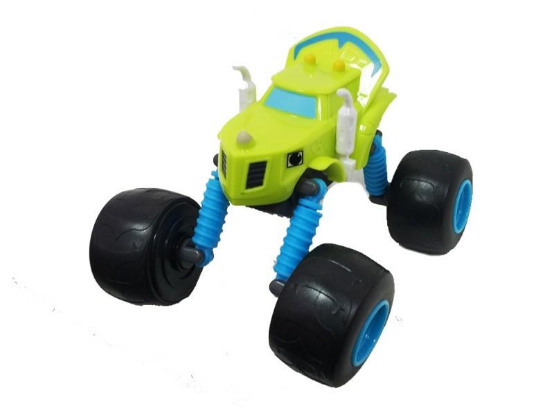Машинка ЗЭГ с раздвижныит колесами 15 см (Вспыш и Чудо-машинки)