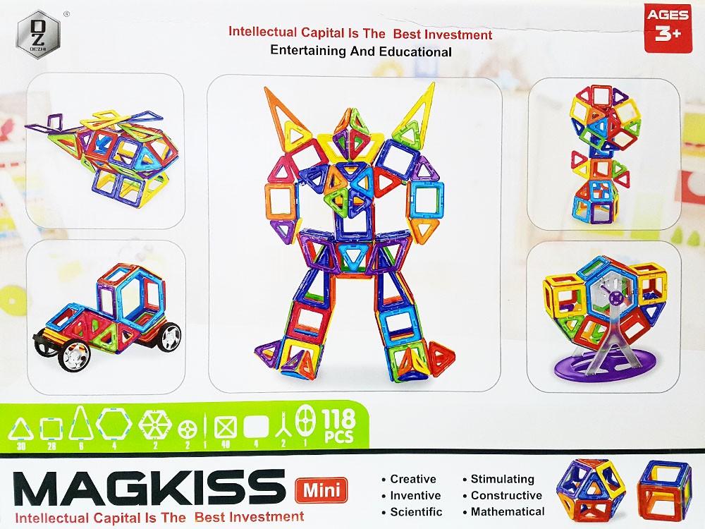 Magkiss магнитный конструктор отзывы
