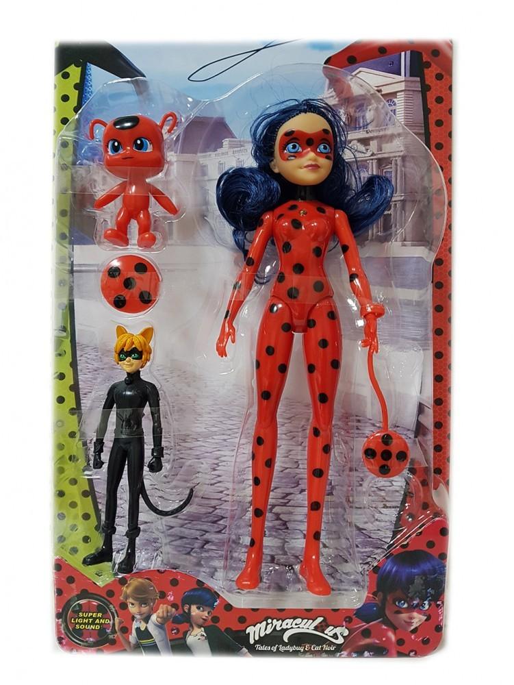 Кукла супер кот 27 см
