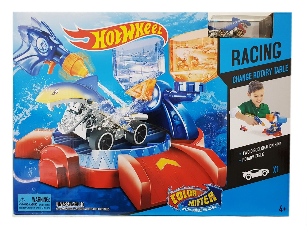 Купить игровой набор мир акулы (хот вилс) недорого в ...